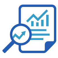 Icon About Values Measure