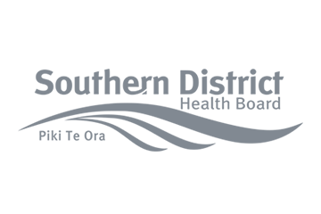 Graphic Partnership Logo Southern District Healthboard