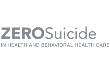 Graphic Partnership Logo Zero Suicide